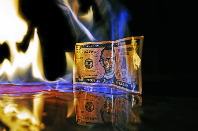 MoneyWaste