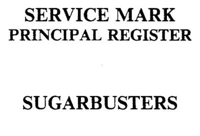 sugarbustersreg